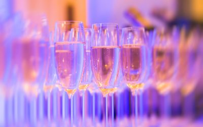 Throw the ultimate client event this spring with an event bar